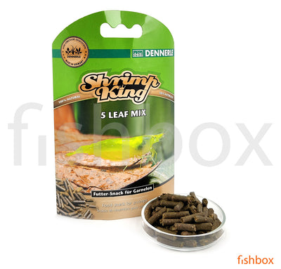Shrimp King 5 leaf mix - fishbox