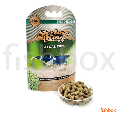 Shrimp King Algae Pops - fishbox