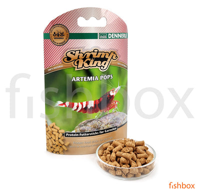 Shrimp King Artemia Pops - fishbox