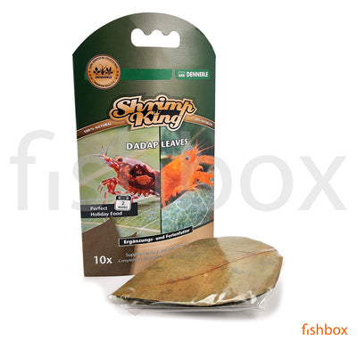 Shrimp King Dadap Leaves - fishbox