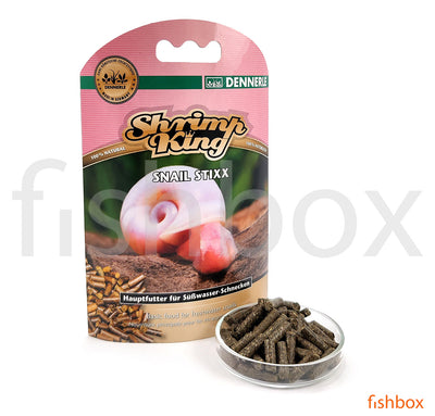 Shrimp King Snail Stixx - fishbox