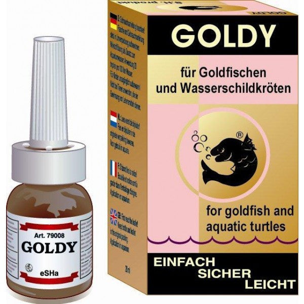 Goldy - fishbox