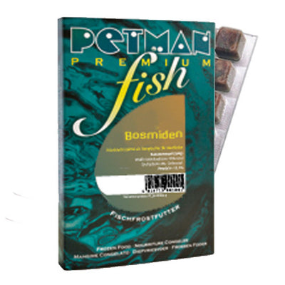 Petman fish bosmine - blister - fishbox