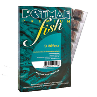 Petman fish tubifeksi - blister - fishbox