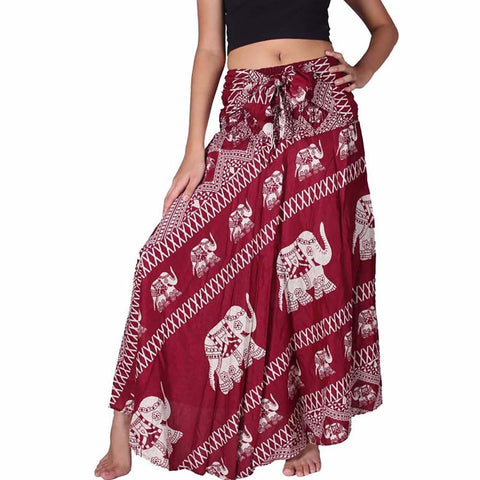 Hippie Elephant Skirt