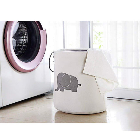 Image of Baby Elephant Laundry