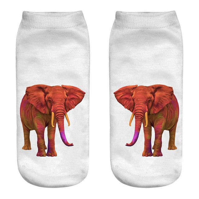 Elephant Socks