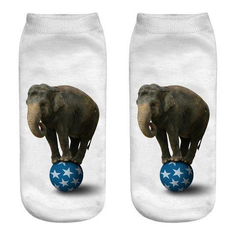 Image of Elephant Socks