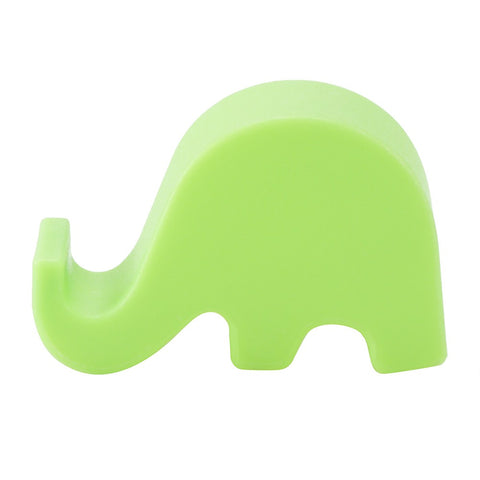Image of Baby Elephant Phone Holder
