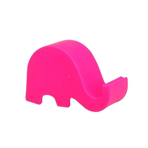 Baby Elephant Phone Holder