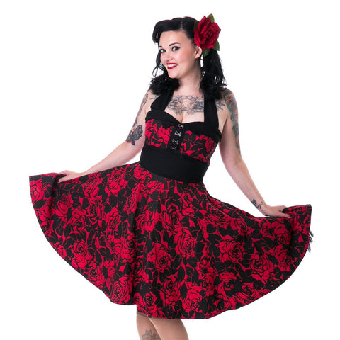 Rose Valley Dress