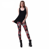 Skulls'n'Roses Leggings