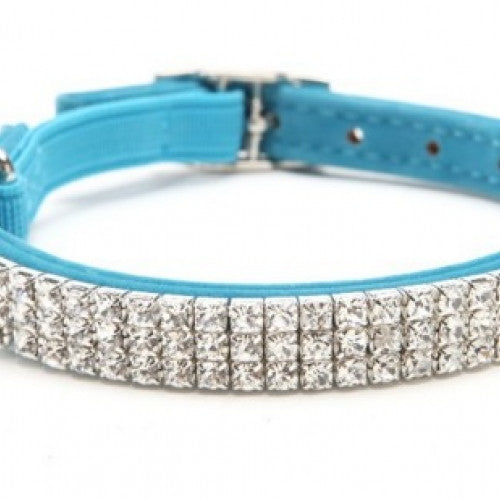 Luxury Diamante Rhinestone Cat Collar