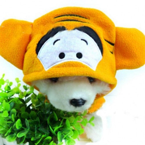 Tiger Hoodie Pet Clothes Costumes