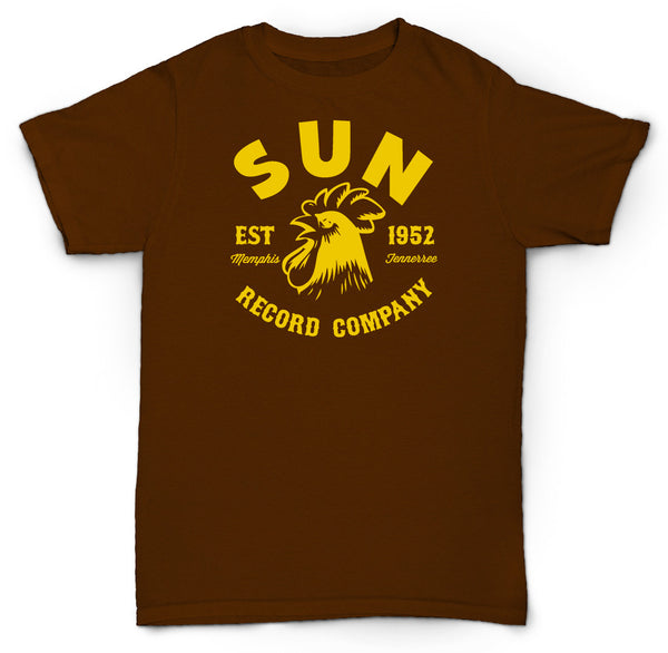 SUN RECORDS T SHIRT BLUES MEMPHIS SOUL WOLF NORTHERS SOUL