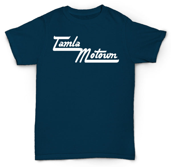 TAMLA MOTOWN T SHIRT SOUL JAMES BROWN SUPREMES MARVIN GAYE