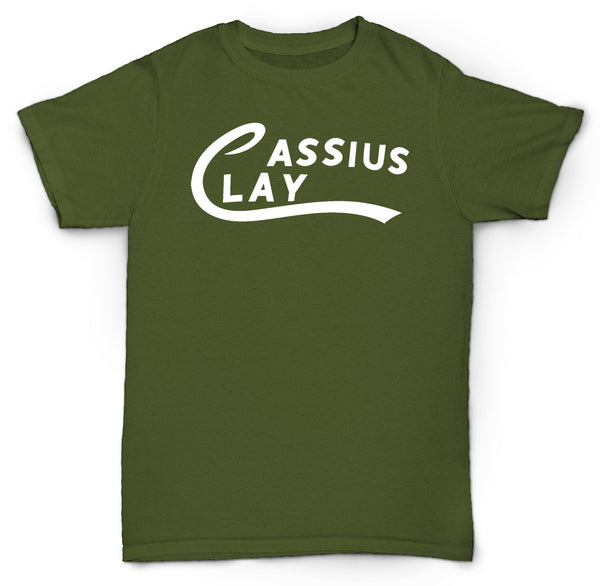 CASSIUS CLAY T SHIRT SOUL FUNK SAMPLES RARE VINYL