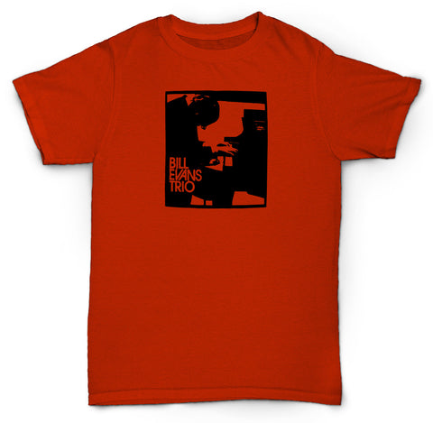 BILL EVANS TRIO T SHIRT JAZZ SOUL BREAKS FUNK VINYL