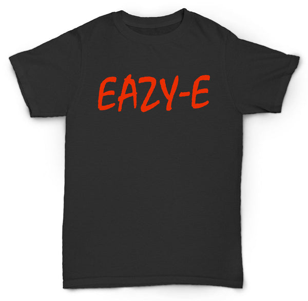 EASY E T SHIRT ICE CUBE NWA RED MC DJ HIP HOP WEST COAS