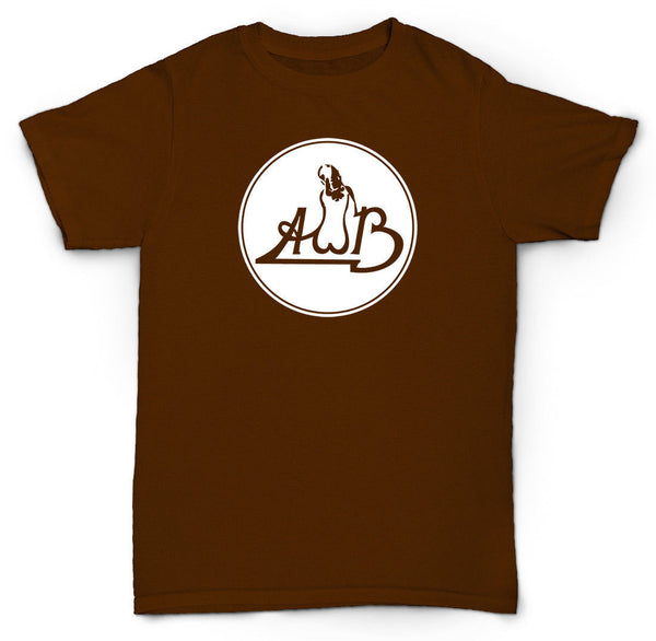 AVERAGE WHITE BAND VINTAGE T SHIRT COOL SOUL