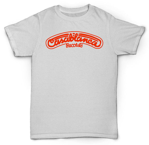 CASABLANCA RECORDS TSHIRT DISCO FUNK SOUL SALSOUL BREAK