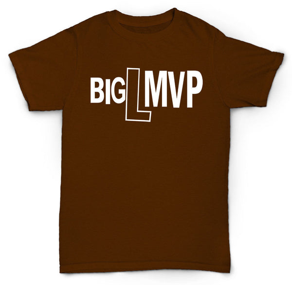 BIG L T SHIRT MVP DIAMOND D UNDERGROUND HIP HOP RAP DJ