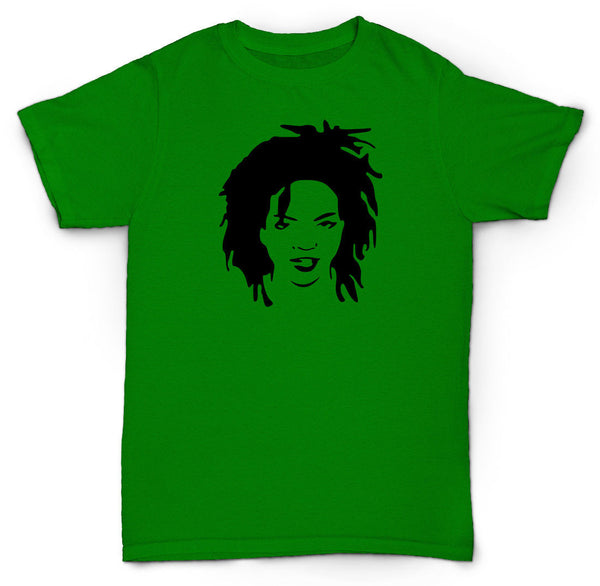 LAURYN HILL T SHIRT FUGESS OLD SCHOOL RETRO RAP HIP HOP