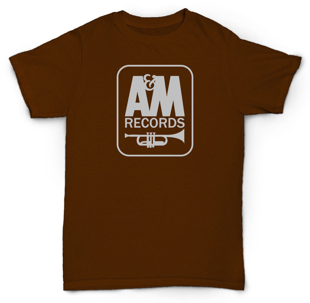 A&M RECORDS VINTAGE T SHIRT HIP-HOP SOUL COOL