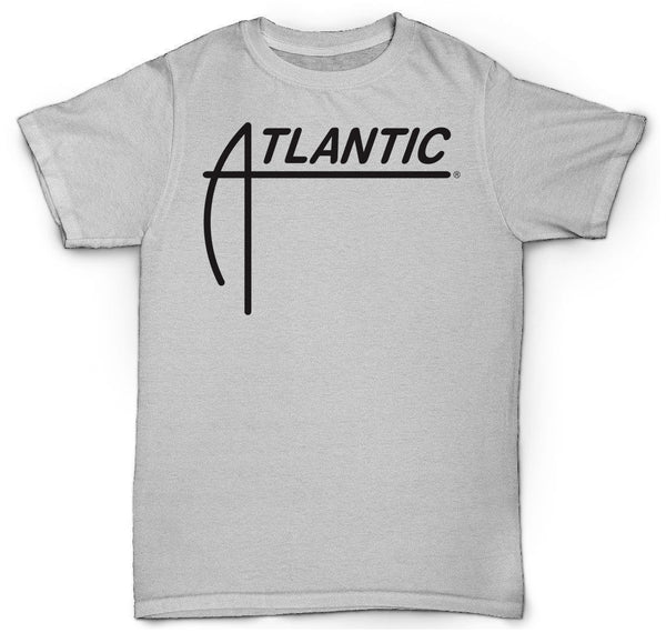 ATLANTIC RECORDS T SHIRT VINTAGE SOUL FUNK BOOGIE BREAKS COOL HIP