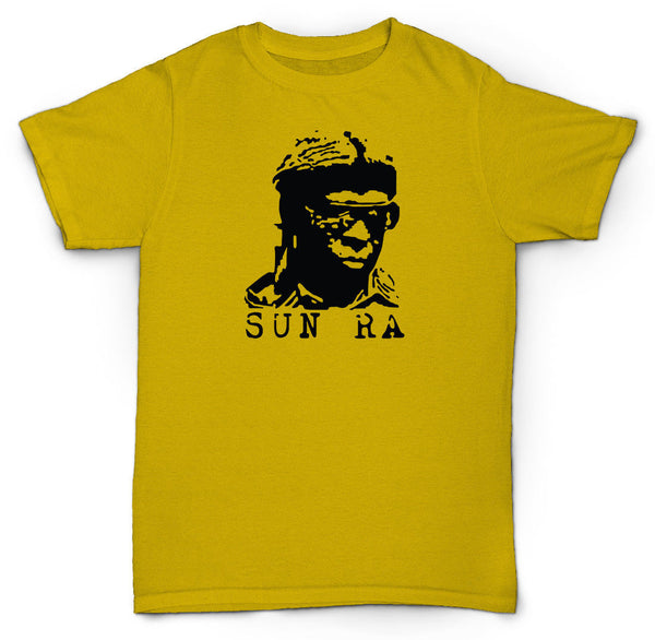 SUN RA T SHIRT FREE JAZZ SPACE VINYL BREAKS RARE
