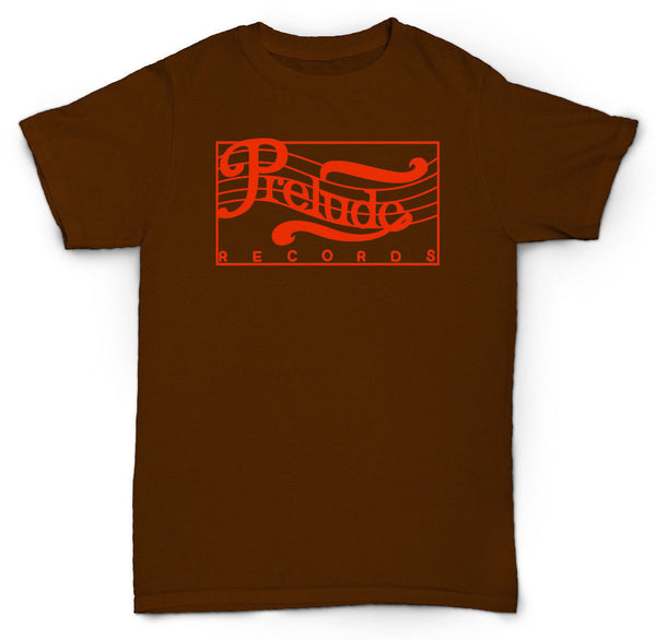 PRELUDE RECORDS T SHIRT JAZZ SOUL FUNK VINTAGE