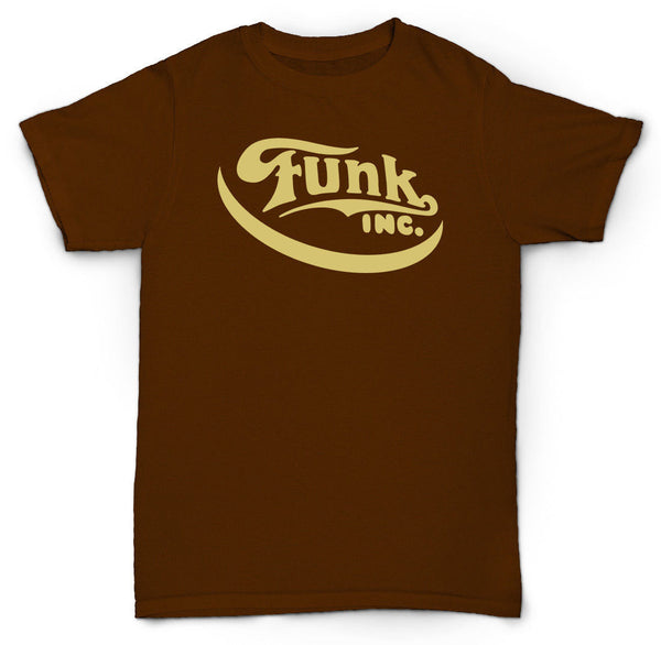 VINTAGE FUNK INC. T SHIRT SOUL BREAKS DJ COOL