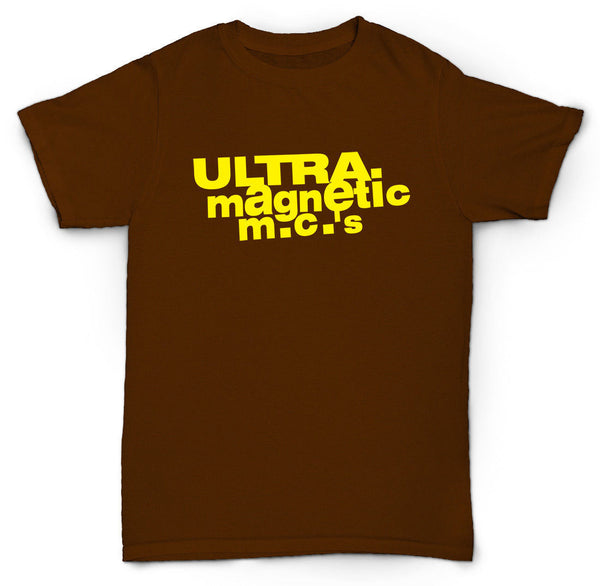 ULTRA MAGNETIC MC'S T SHIRT DOOM TRIBE MF UNDERGROUND