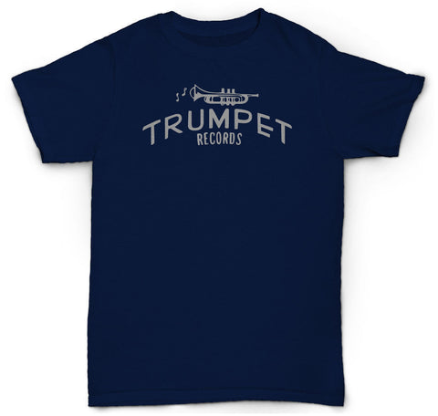 TRUMPET RECORDS T SHIRT BOOGIE R&B BLUES GOSPEL