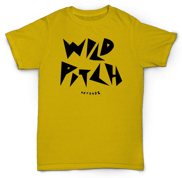 WILD PITCH RECORDS T SHIRT VINTAGE HIP-HOP RAP
