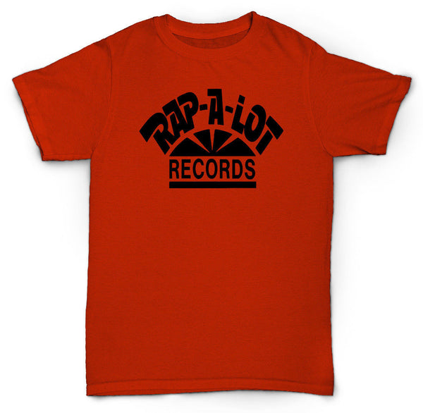 RAP-A-LOT RECORDS T SHIRT VINTAGE HIP-HOP NWA