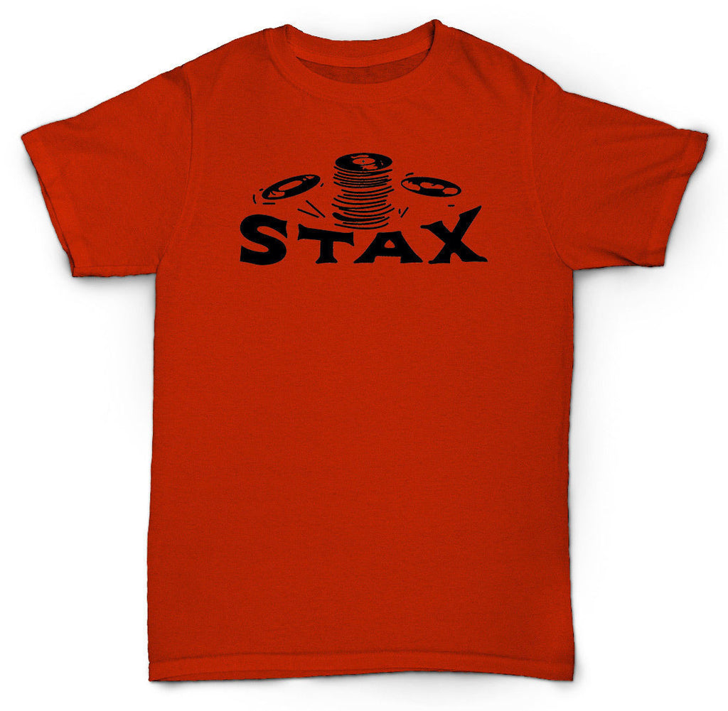 STAX RECORDS T SHIRT VINTAGE SOUL MOTOWN COOL