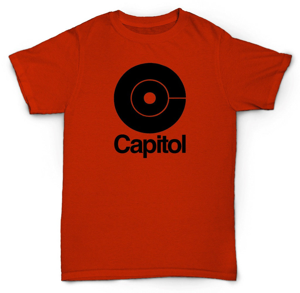 CAPITOL RECORDS T SHIRT BEASTIE BOYS ROCK STONES SOUL RARE