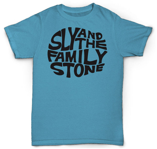 SLY AND THE FAMILY STONE T SHIRT SOUL FUNK ROCK BOOGIE