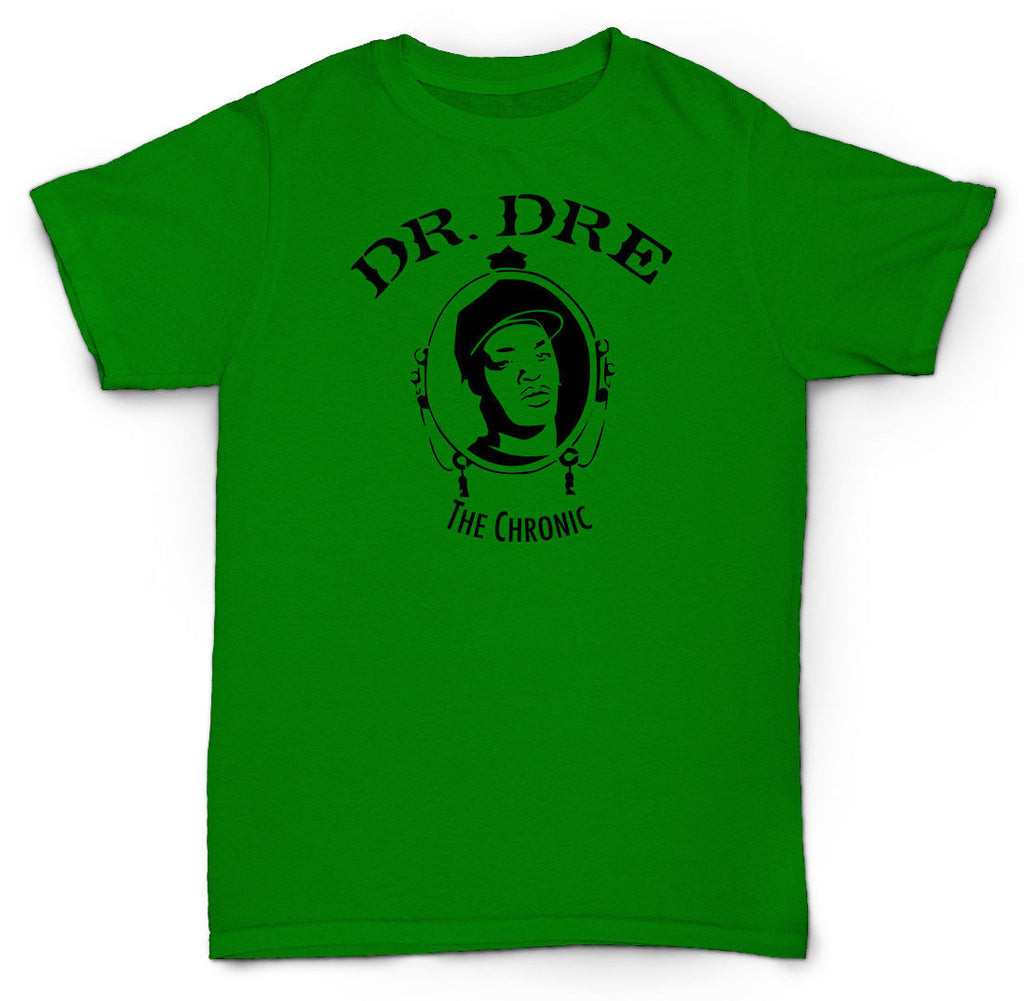 DR DRE T SHIRT SNOOP DOG WEST COAST HIP HOP ICE CUBE