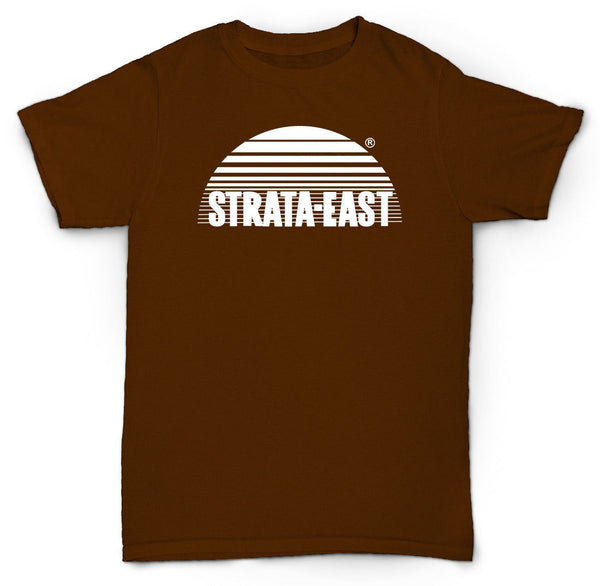 STRATA EAST RECORDS T SHIRT BREAKS JAZZ SOUL