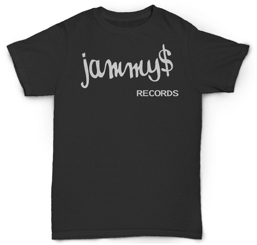 JAMMY'S RECORDS T SHIRT DUB 45 REGGAE PERRY SKA BOOGIE