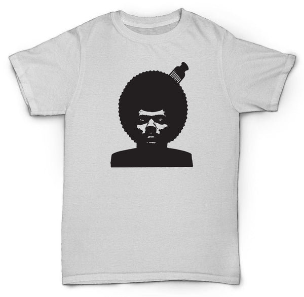 PETE ROCK T SHIRT AFRO BEATS SP 1200 MP 404 BREAKS VINY
