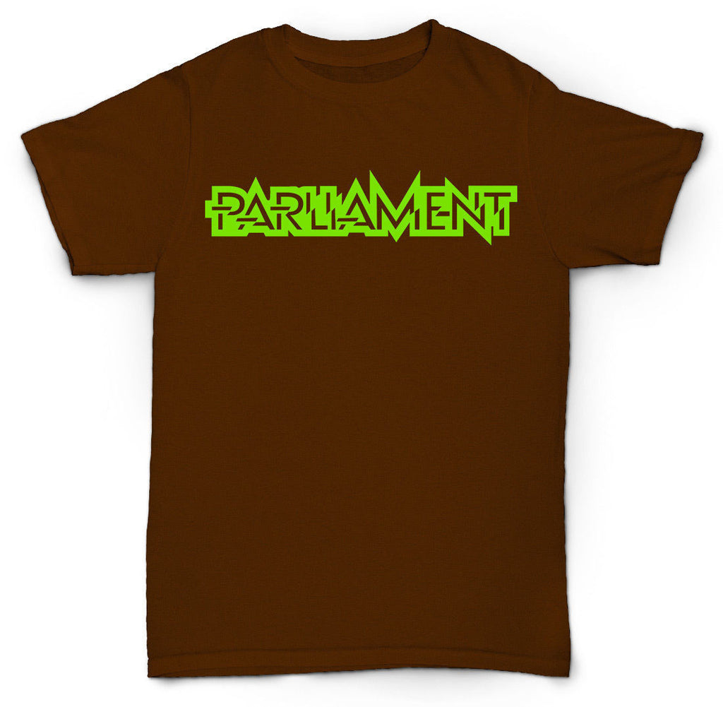 PARLIAMENT FUNK T SHIRT SOUL BREAKS RETRO