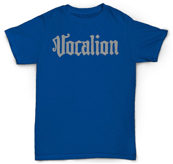 VOCALION RECORDS T SHIRT ROBERT JOHNSON JAZZ BLUES BOOGIE RARE