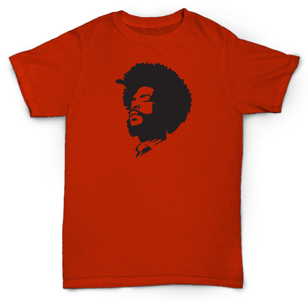 QUESTLOVE T-SHIRT ? RARE HIP-HOP THE ROOTS RAP DUNK
