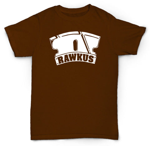 RAWKUS RECORDS T SHIRT VINTAGE HIP-HOP MOS DEF