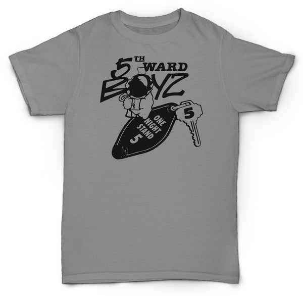 5TH WARD BOYZ T-SHIRT ICE CUBE WEST COAST