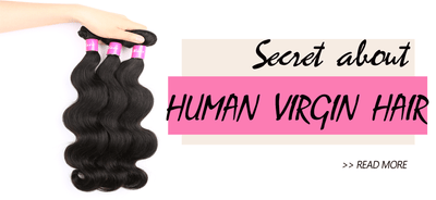 Secret About human Virgin Hair