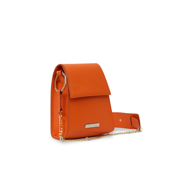 Borsa a tracolla Silvy - Orange